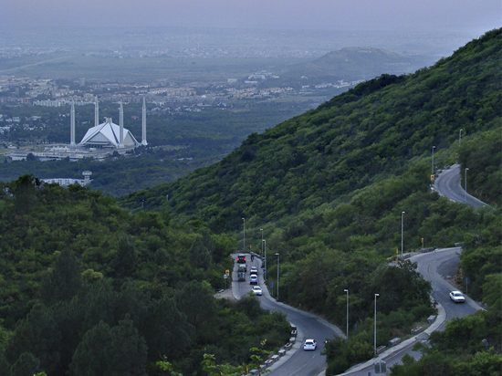 Islamabad The Gamma World City