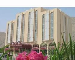 Hotel Golden Oasis Muscat Oman