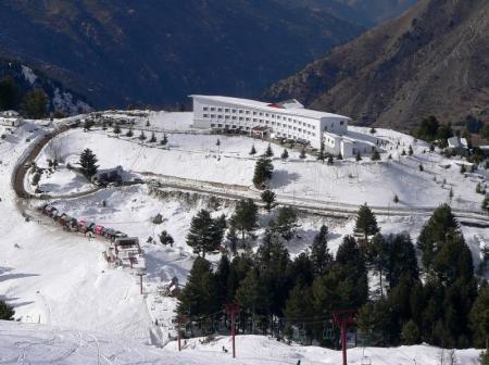 PTDC Malam Jabba Motel Swat Pakistan