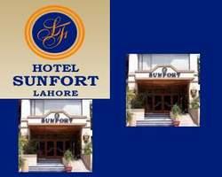 Sunfort Hotel Lahore Pakistan
