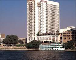 Conrad International Hotel Cairo Egypt