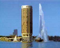 El Gezirah Sheraton Towers and Casino Cairo Egypt