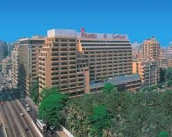 Pyramisa Suites Hotel Cairo Egypt