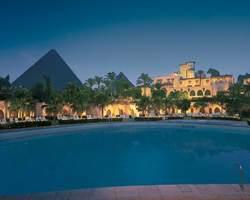 Mena House Oberoi Hotel Cairo Egypt