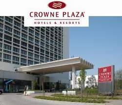 Crowne Plaza Hotel Antwerp Belgium