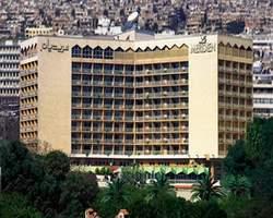 Dedeman Hotel Damascus Syria