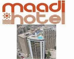 Maadi Hotel Cairo Egypt