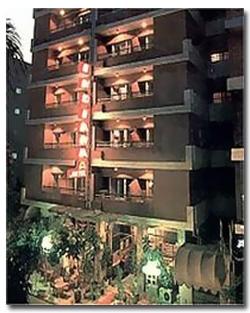 Indiana Hotel Cairo Egypt