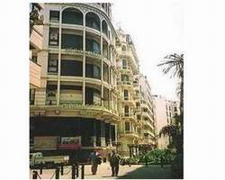 The Cosmopolitan Hotel Cairo Egypt