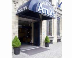 Atlas Hotel Brussels Belgium