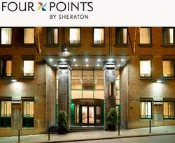 Four Points by Sheraton Hotel Brussels Belgium