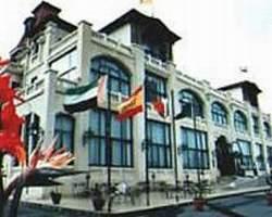 El Samalek Palace Hotel Alexandria Egypt