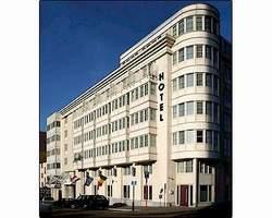 Hampshire Inn Hotel Brussels Belgium