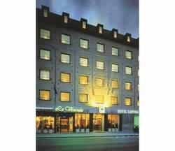 Hotel Capital Brussels Belgium