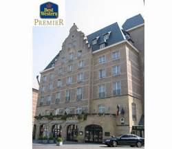 Best Western Carrefour De L Europe Hotel Brussels Belgium