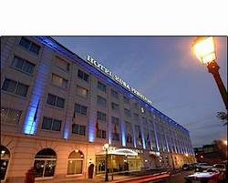 Hotel President World Trade Center Brussels Belgium