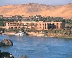 Pyramisa Isis Island Resort and Spa Aswan Egypt