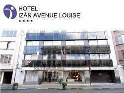 Izan Avenue Louise Boutique Hotel Brussels Belgium
