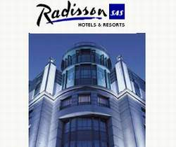 Radisson Blu Hotel Brussels Belgium