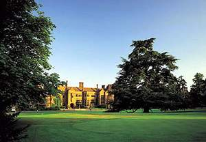 Marriott Hanbury Hotel Hertfordshire United Kingdom