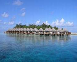 Dhiggiri Tourist Resort Vaavu Atoll Maldives