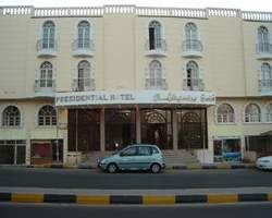 Presidential Hotel Hurghada Egypt