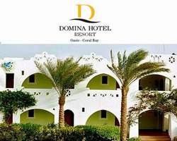 Domina Coral Bay Hotel and Resort Oasis Sharm El Sheikh Egypt