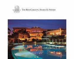 Ritz Carlton Hotel Sharm El Sheikh Egypt