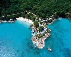 Sunset Beach Hotel Mahe Seychelles
