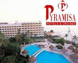 Pyramisa Isis Hotel and Suites Luxor Egypt