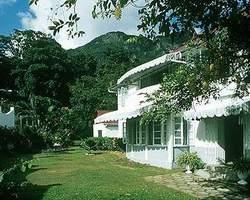 Hotel Bel Air Mahe Seychelles