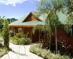 Le Jardin Des Palmes Hotel Mahe Seychelles