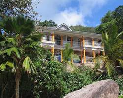 La Reserve Hotel Praslin Seychelles