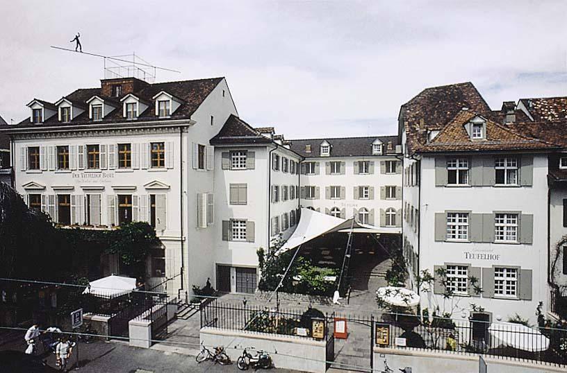 Alexander Hotel Basel Switzerland
