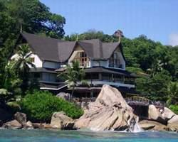 Patatran Village La Digue Seychelles