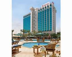 Sheraton Hotel and Towers Dammam Saudi Arabia