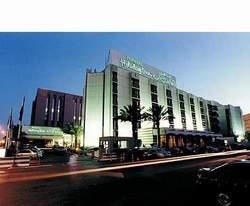 Minhal Holiday Inn Riyadh Saudi Arabia