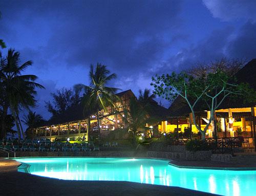 Baobab Beach Resort Ukunda Kenya