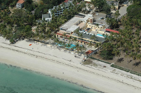 Sai Rock Hotel Mombasa Kenya