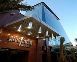 Blue Tower Hotel Damascus Syria