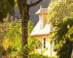 La Digue Lodge Yellow House La Digue Island Seychelles