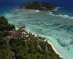 New Emerald Cove Hotel Praslin Seychelles