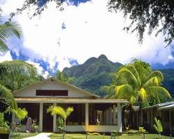 Panorama Guesthouse Hotel Mahe Seychelles