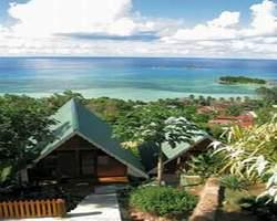 Mango Lodge Hotel Praslin Seychelles