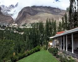 Hunza Serena Baltit Inn Hotel Hunza Pakistan