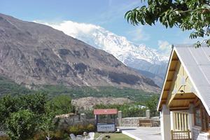 PTDC Motel Hunza Pakistan