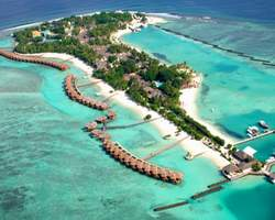 Sheraton Maldives Full Moon Resort and Spa North Male Atoll Maldives