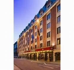 Royal Windsor Grand Palace Hotel Brussels Belgium