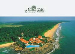 Saman Villas Bentota Sri Lanka