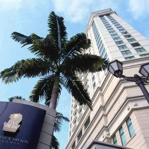Ritz Carlton Hotel Kuala Lumpur Malaysia